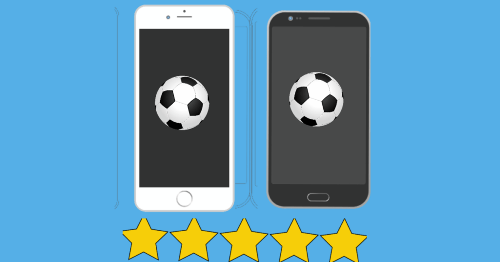 Best football app for Android and Ios