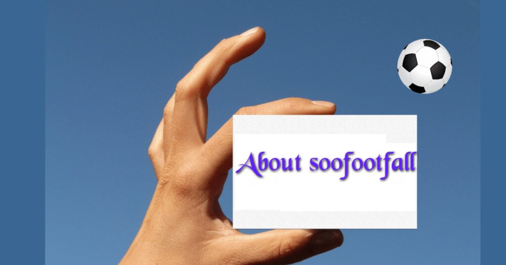 About soofootball