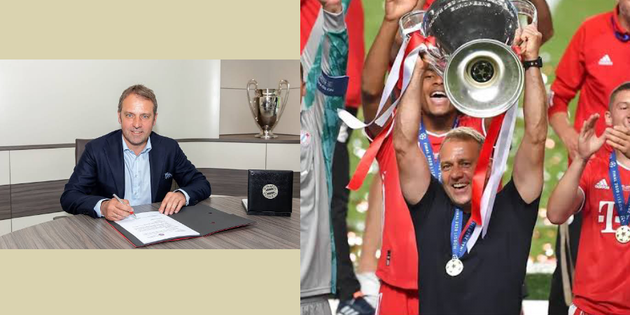 Managers Hired Mid season that won the champions League
