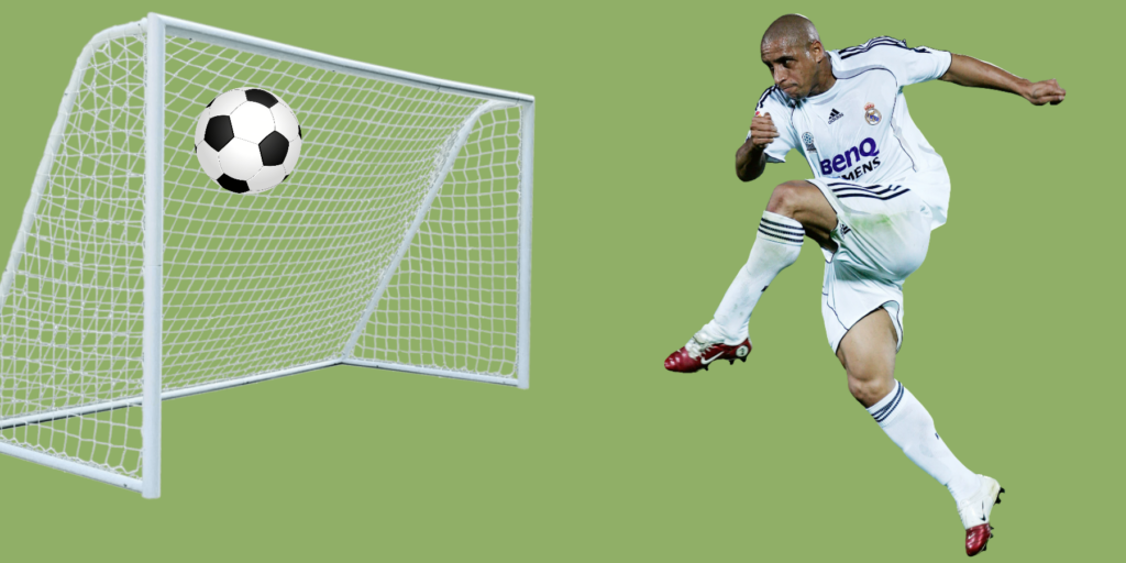Roberto Carlos is one of the Highest Goal-scoring defenders in football history