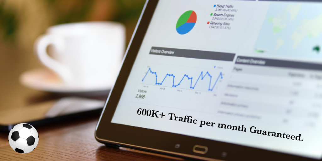 Get Web Traffic to Your Football Blog