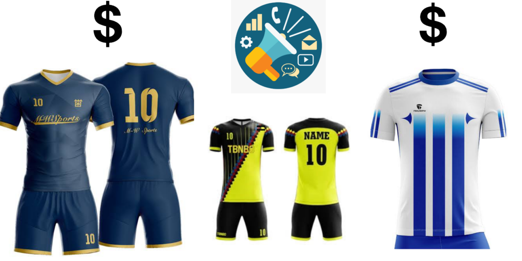 How to Start a Soccer Jersey Business