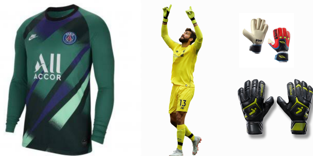 Goalkeepers Complete Football Kit
