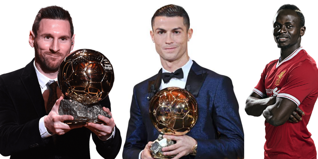 Players who should have won the ballon d'Or, players who have won the ballon d'Or