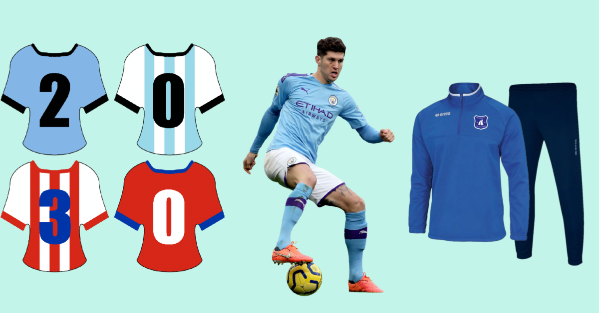 The Complete Football Kit Apparel & The Rules About It