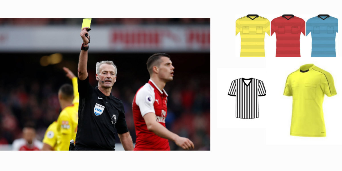 Referee Football Kits