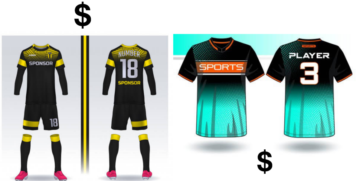 How to make Money from Football Kit Business