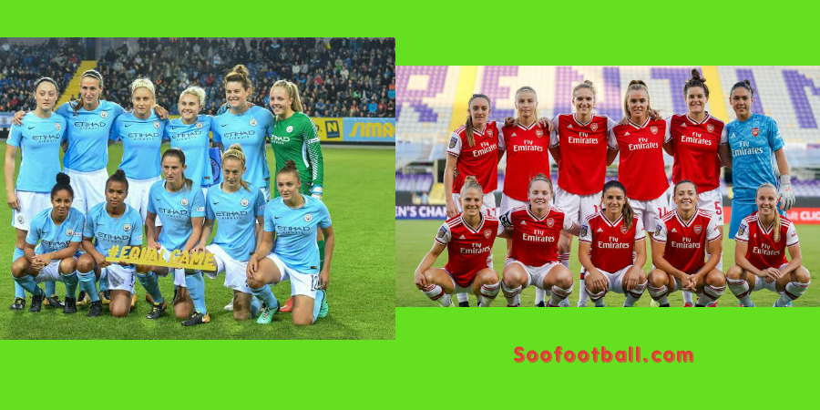 best female football teams