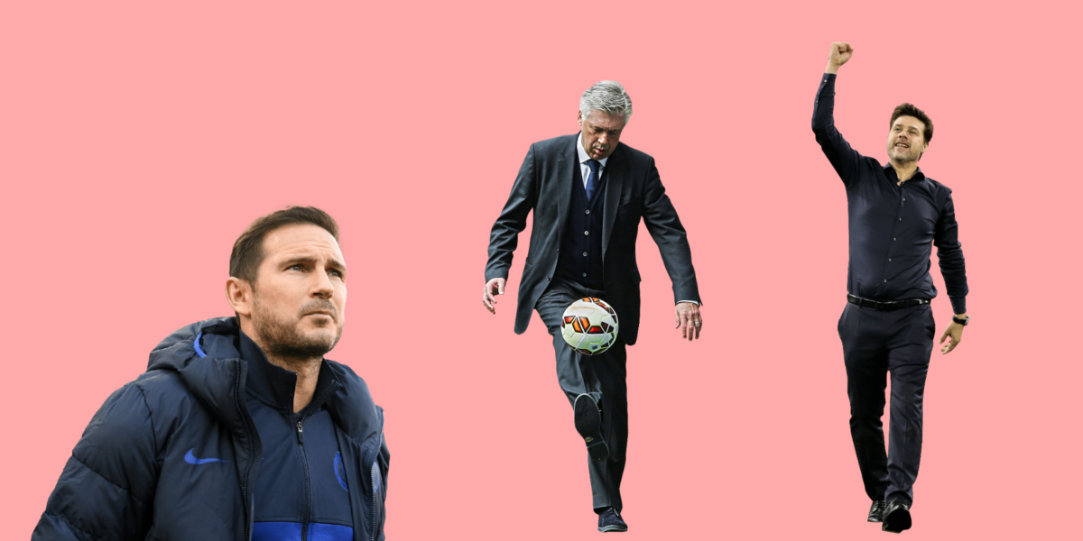 sacked football managers