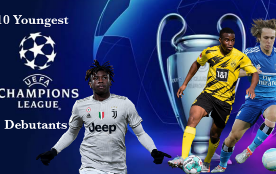 Youngest Players To Make Champions League Debut