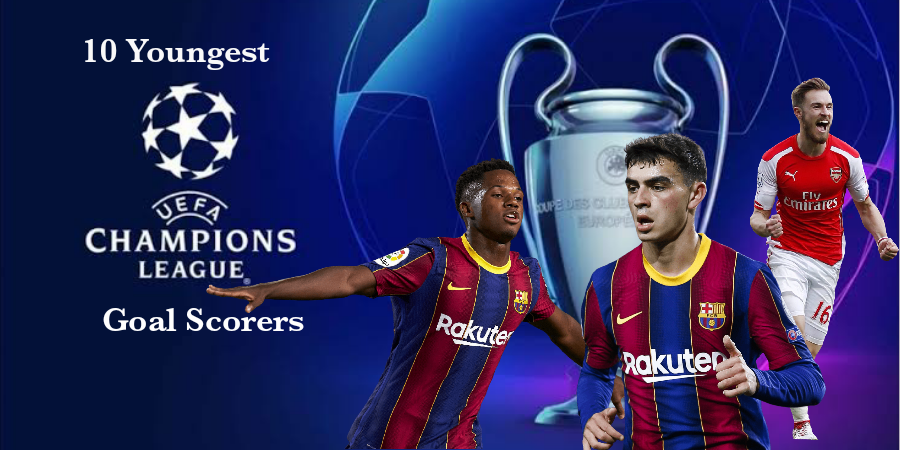 10 Youngest Champions League Goal Scorers