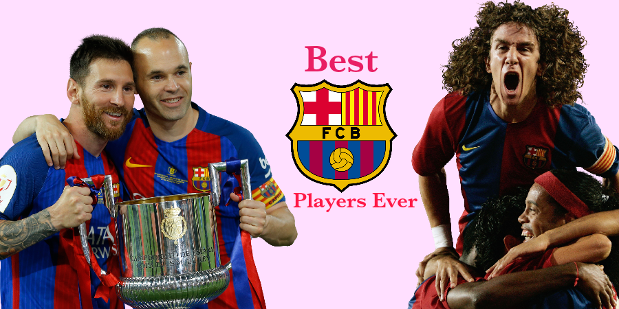 Ranked: The Best Barcelona Players of All Time