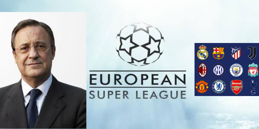 The European Super League: All you need to know in Details