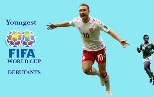 Youngest Soccer Players to play at the World Cup