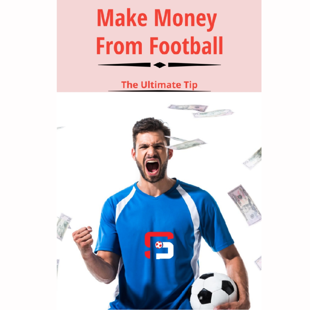 Make Money From Football cover