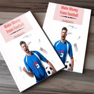 Make Money From Football ebook cover