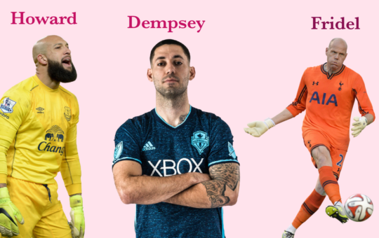 American Soccer Players in the Premier League
