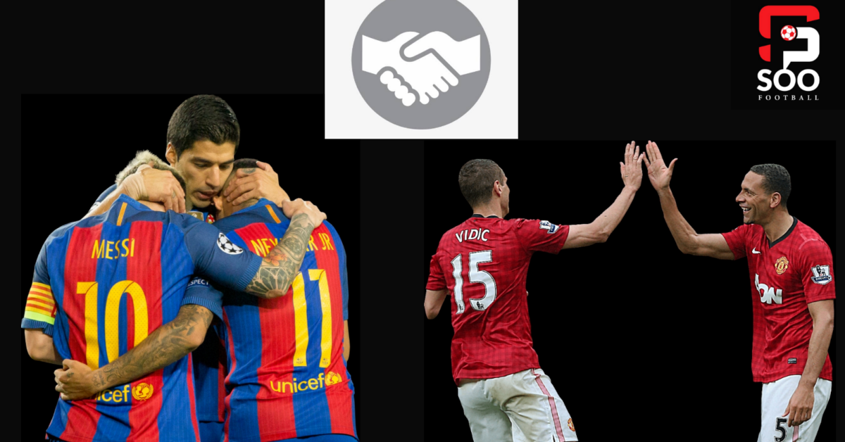 MSN and BBC: The Best Football Pairings [Duos & Trios]