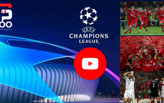 Greatest Champions League Games of all time