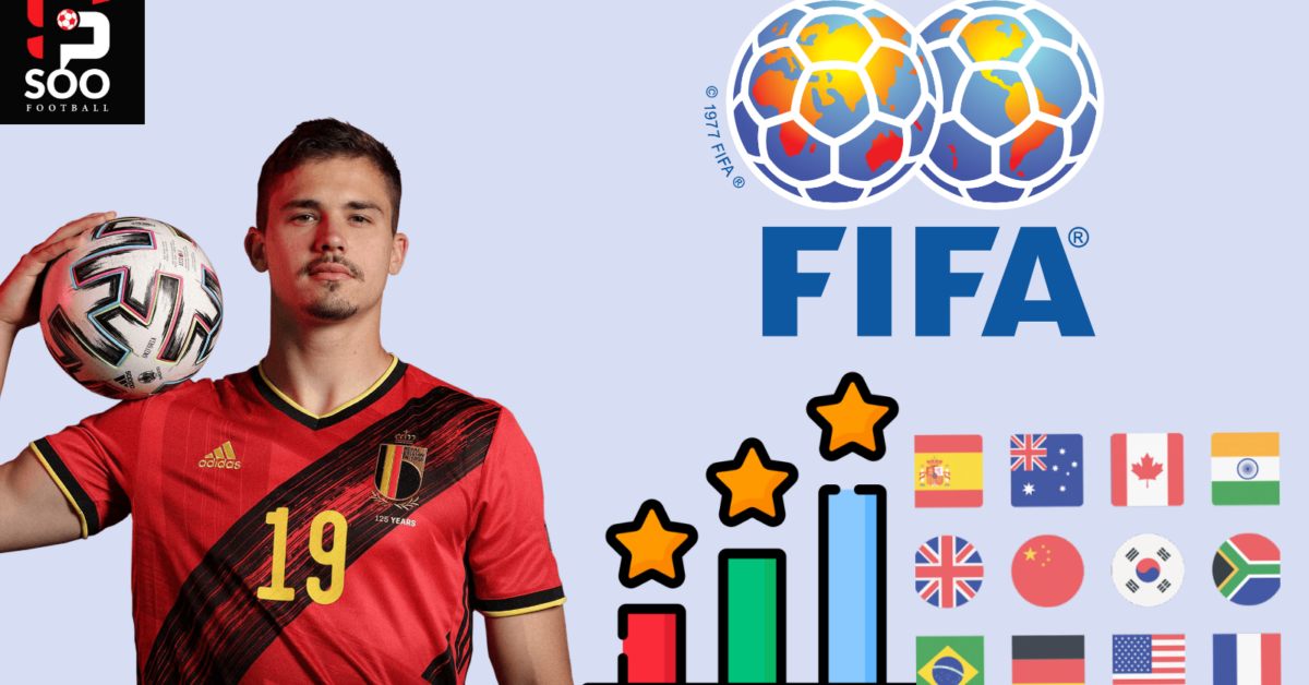 FIFA Ranking: How FIFA Ranks Each Country Every Month