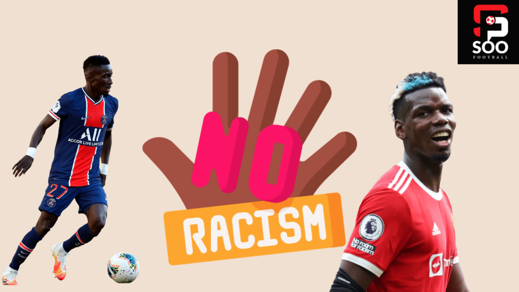 No to Racism in football