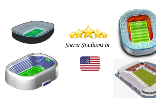 Best Soccer Stadiums in The US