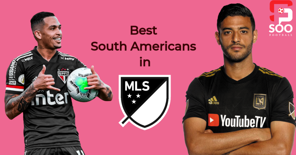The Best South Americans in MLS History