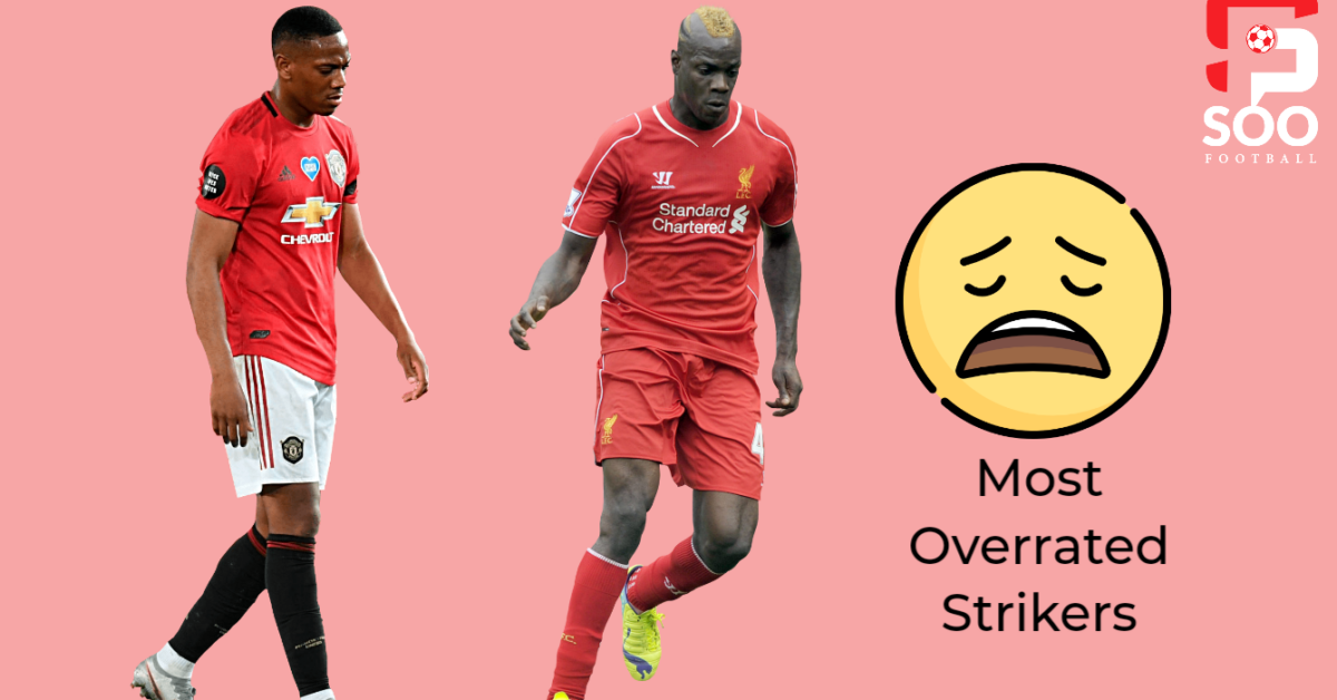 The Most Overrated Strikers in Modern Football History