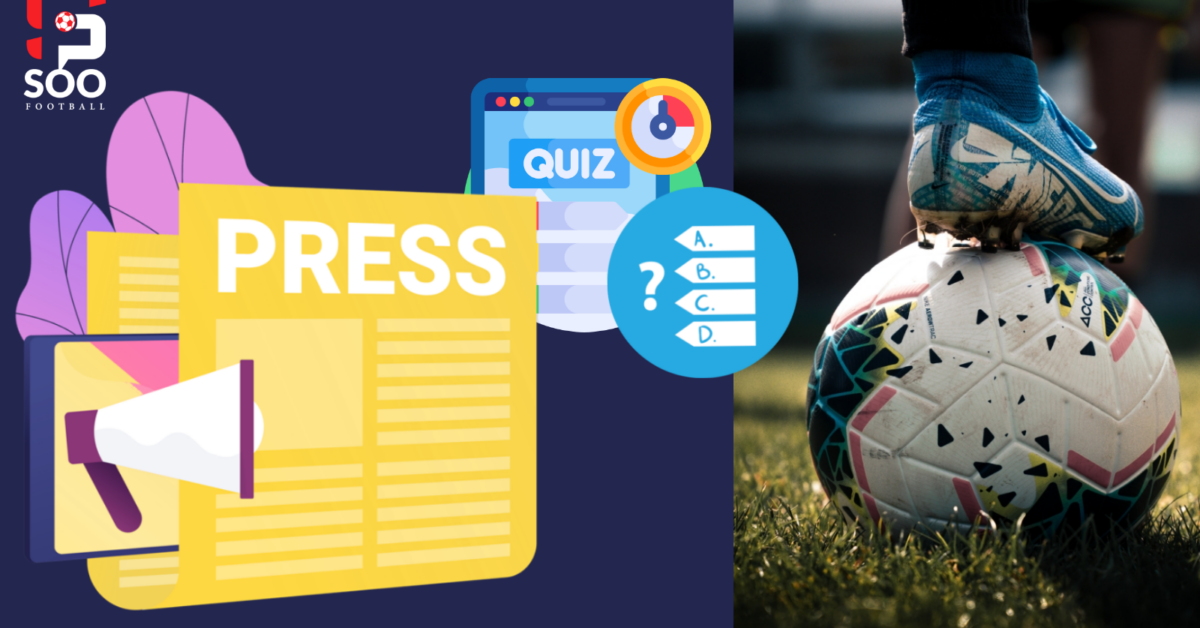 Official: Soofootball Launches Football Quiz